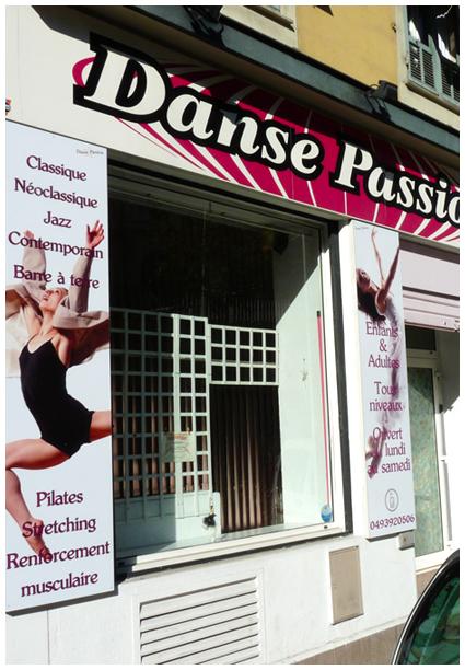 école de danse classique à nice