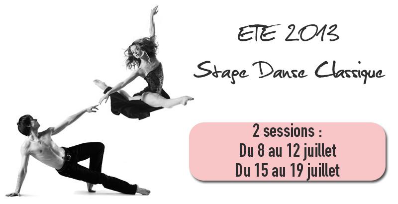 Danse classique stage t nice centre juillet 2013 barre for Barre de danse occasion