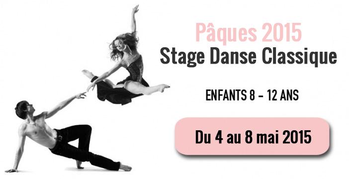 Danse Classique- Stage de Pâques à Nice