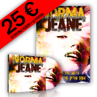 spectacle Norma Jeane la compil