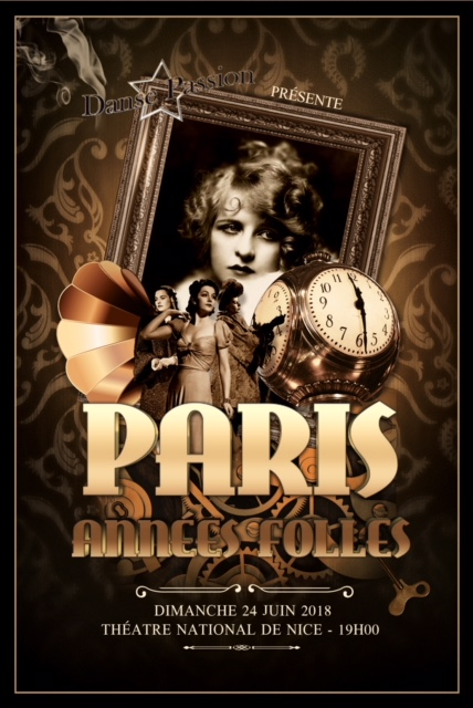 Affiche Paris-annees-folles