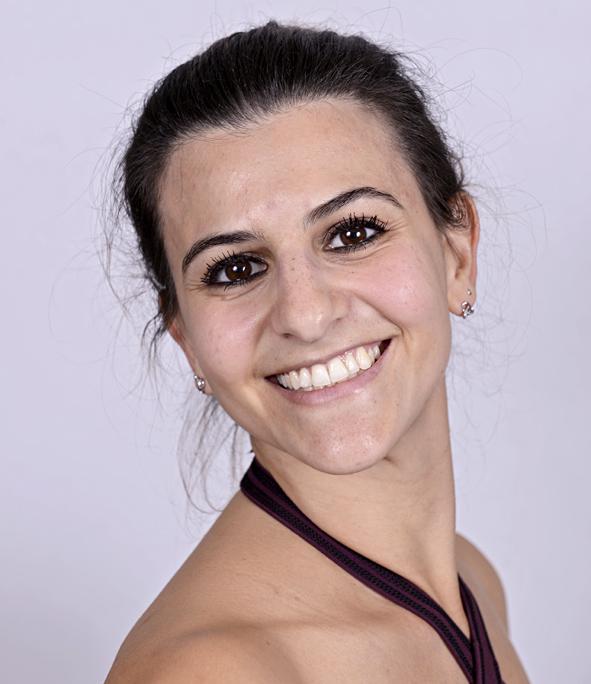 Céline Prainito - professeur Danse Passion