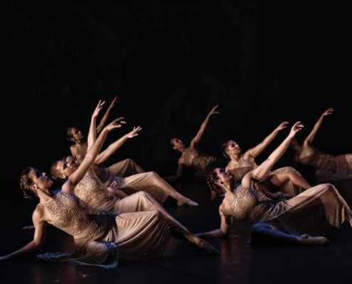 """Groupe Neoclassique Adultes Spectacle """"Pachamama"""" 2020 - Danse Passion"""