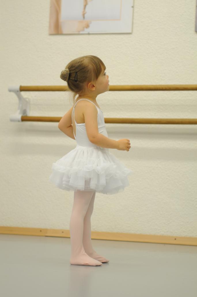 Eveil à la danse classique pour les enfants à partir de 3 ans - Danse Passion