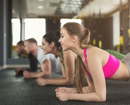 Besoin de remise en forme ? Barre à terre - Renforcement musculaire - Danse Passion