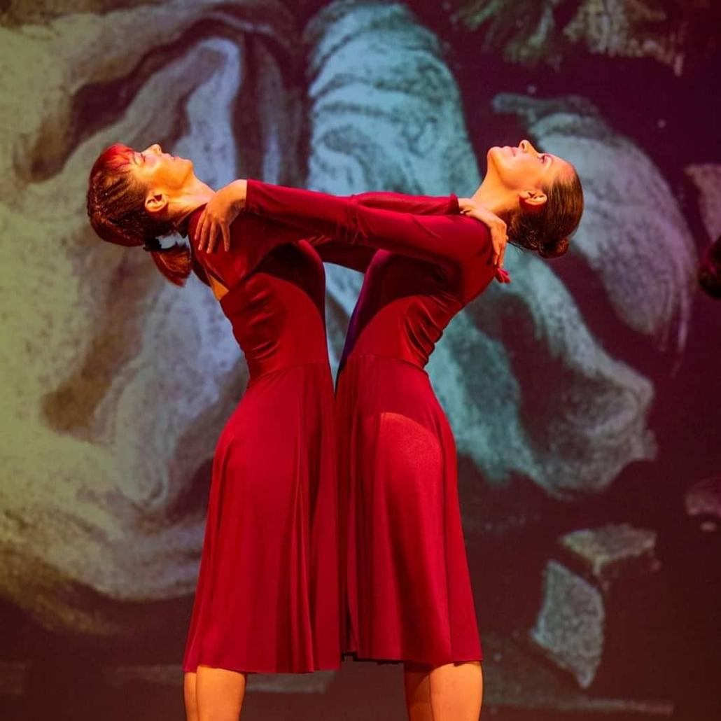 """Danse Passion - Spectacle """"Une nuit au Louvre"""""""